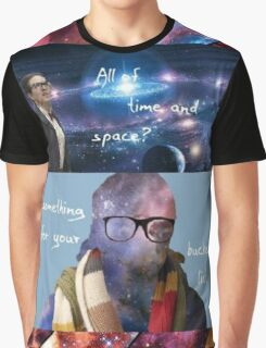 Doctor Who - Osgood: All of Time and Space Graphic T-Shirt