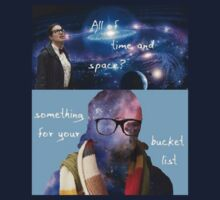 Doctor Who - Osgood: All of Time and Space Kids Tee