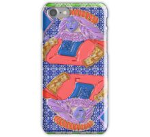 Art Gloss Queen of Diamonds iPhone Case/Skin