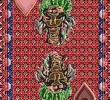 Art Gloss Queen of Hearts by ronmockjunior