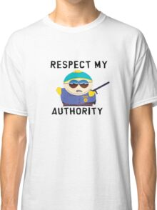 Respect Cartman Classic T-Shirt