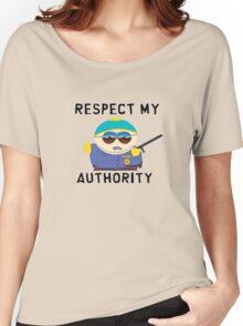 Respect Cartman Women's Relaxed Fit T-Shirt