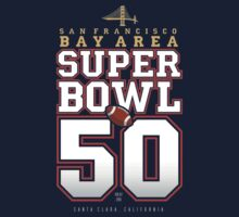 Super Bowl 50 IV Kids Tee