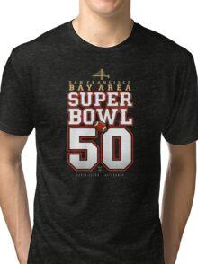 Super Bowl 50 IV Tri-blend T-Shirt