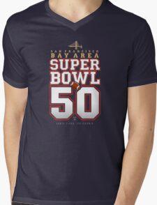 Super Bowl 50 IV Mens V-Neck T-Shirt