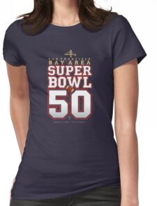 Super Bowl 50 IV Womens Fitted T-Shirt
