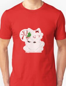 Peppurrrrmint mocha Unisex T-Shirt