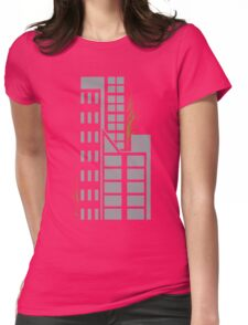 Breath Womens Fitted T-Shirt