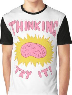 Thinking Try It! - Fabulous Brains, Man Graphic T-Shirt