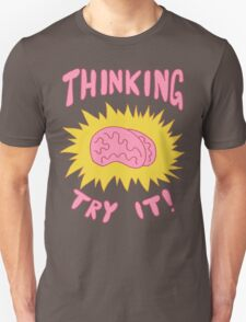 Thinking Try It! - Fabulous Brains, Man T-Shirt