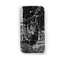 Icy Sculptures from the River Samsung Galaxy Case/Skin