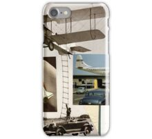BRIEF HISTORY OF AVIATION iPhone Case/Skin