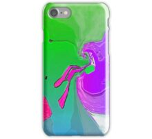 Breaking Through Illusion Into Reality iPhone Case/Skin