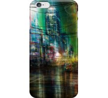 Pris and the Blade Runner Blues iPhone Case/Skin