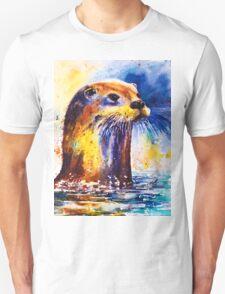 Ottie Otter Unisex T-Shirt