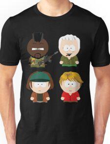 A team  Unisex T-Shirt