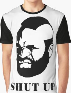 Mr. T. Graphic T-Shirt