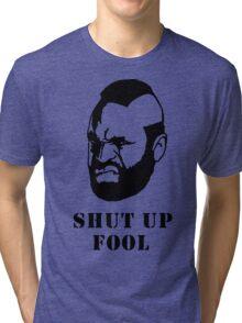 Mr. T. Tri-blend T-Shirt