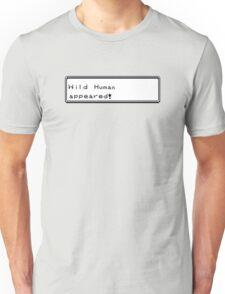 A Wild Pokemon Appeared Unisex T-Shirt