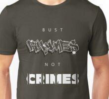 Bust Rhymes, Not Crimes Unisex T-Shirt