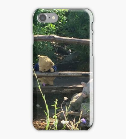 Winnie the Pooh Photograph iPhone Case/Skin