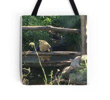 Winnie the Pooh Photograph Tote Bag