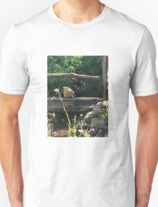 Winnie the Pooh Photograph Unisex T-Shirt