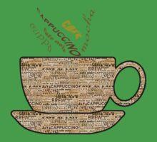 Coffee and Cream Baby Tee