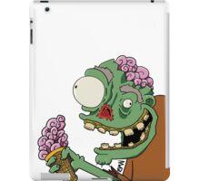 Zombie Feedback iPad Case/Skin