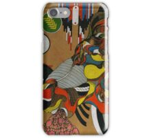 FORCE ANIMAL iPhone Case/Skin