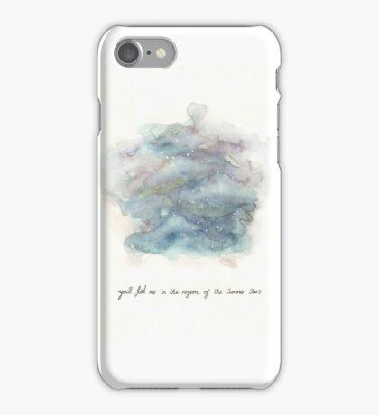 Walking In The Wind iPhone Case/Skin