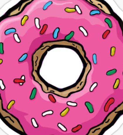 Doughnut Sticker