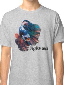 Betta Fighting Fish Classic T-Shirt