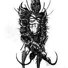 Scorpion Switchblades by Austen Mengler