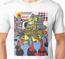 MONGOLOIDAL TOPANGA Unisex T-Shirt
