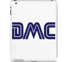 DMC Sega (white) iPad Case/Skin