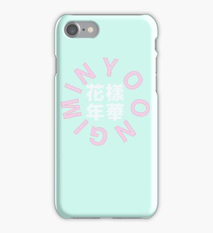 BTS - Suga iPhone Case/Skin