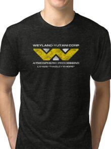 LV-426 Staff T-Shirt Tri-blend T-Shirt