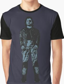The name's Plissken! Graphic T-Shirt