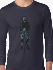 The name's Plissken! Long Sleeve T-Shirt