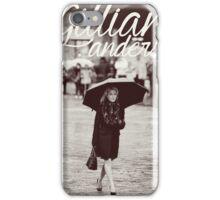Gillian Anderson - Viva Italia iPhone Case/Skin