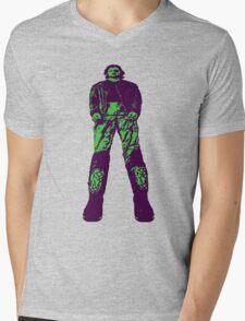 The name's Plissken! Mens V-Neck T-Shirt