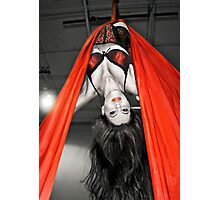 The Aerialist Photographic Print
