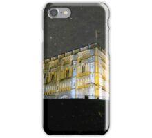 Snowy Night At Norwich Castle Museum, England iPhone Case/Skin