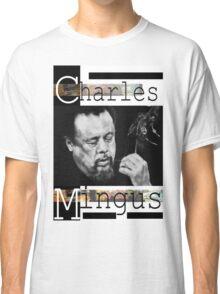 Charles Mingus (graphite drawing) Classic T-Shirt