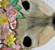 fawn princess Sticker