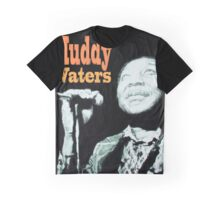 Muddy Waters Graphic T-Shirt