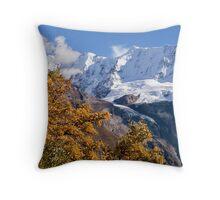 Alpen Autumn Throw Pillow