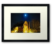 Adam and Eve Public House, Norwich, England Framed Print