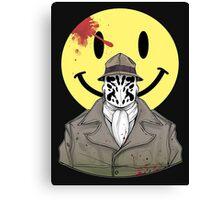Watchmen Rorschach Canvas Print